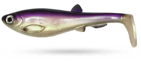 Bild på Ulm Lures Gigabite V2 25cm 175g Custom Purple Shad