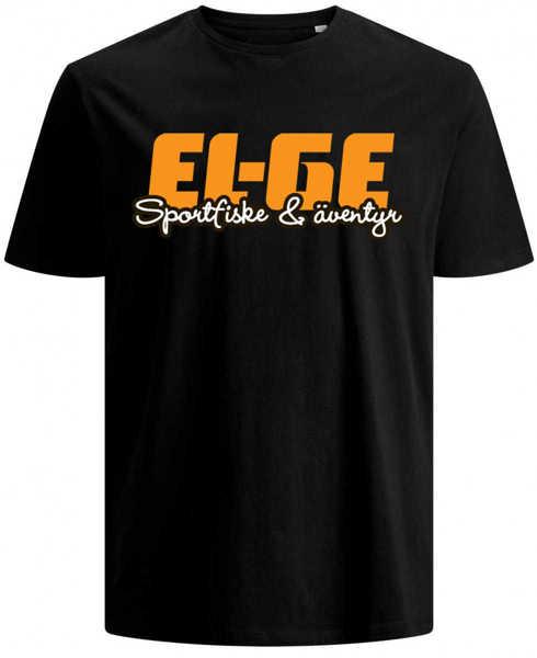 Bild på EL-GE T-Shirt Svart