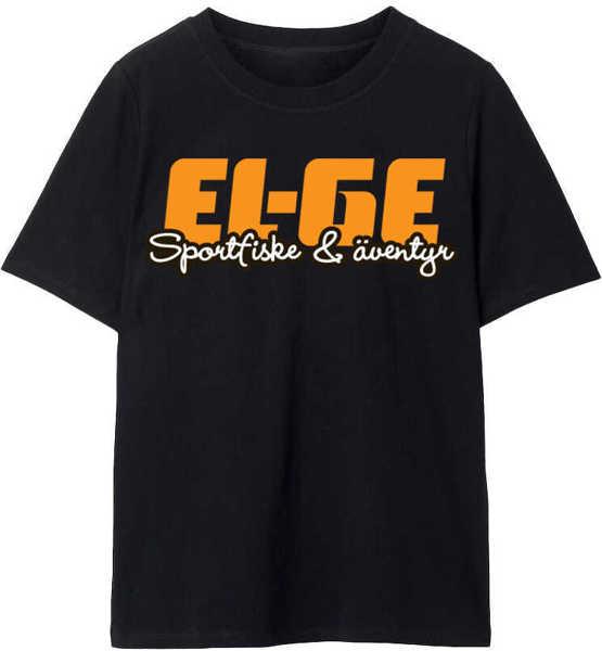 Bild på EL-GE T-Shirt Oversize Svart