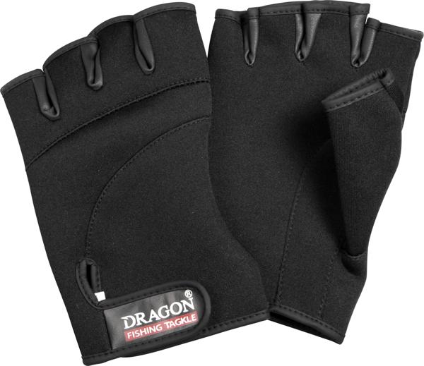 Bild på Dragon Neoprene Gloves Black