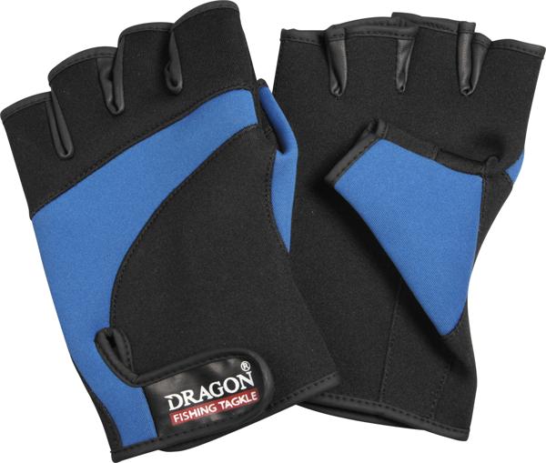 Bild på Dragon Neoprene Gloves Blue